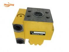 PC200-6 Hydraulic Pump Part Relief Valve Assy