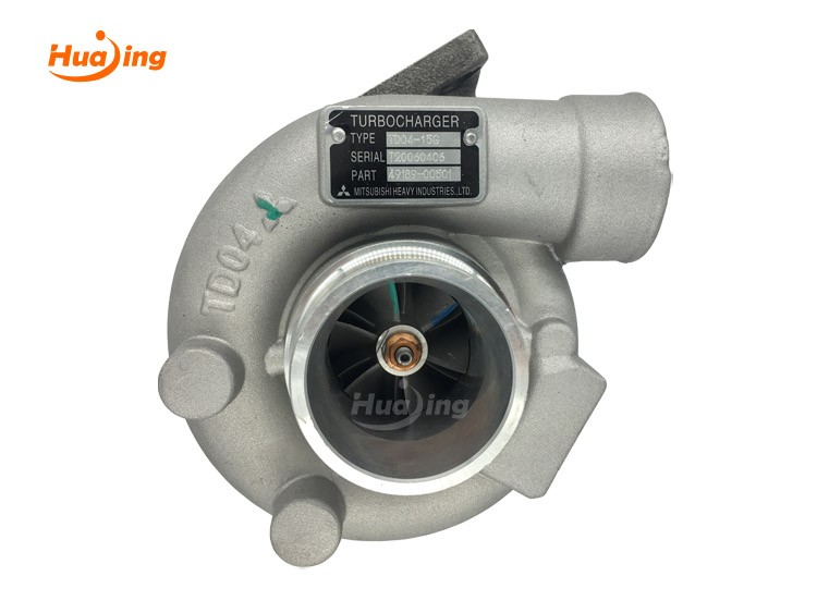 Isuzu 4BD1 Turbocharger