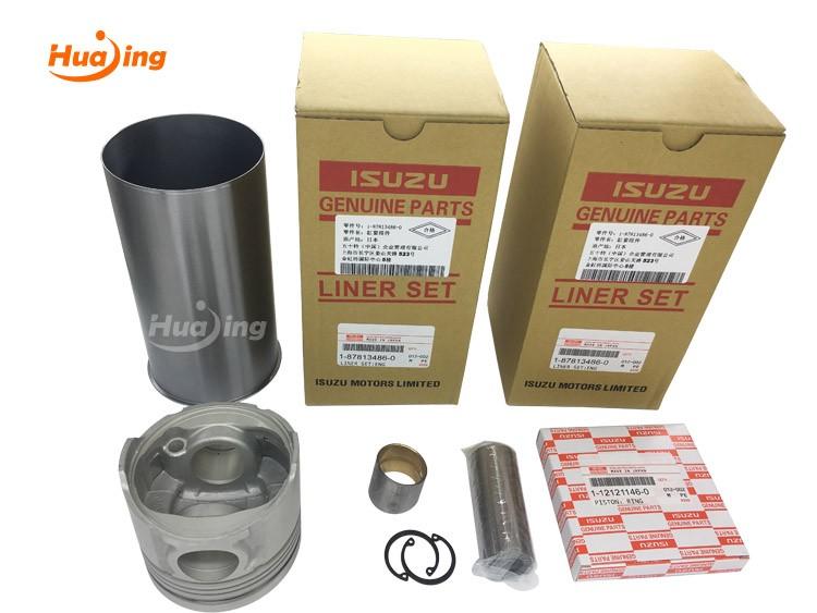 Isuzu 6BG1 Cylinder Liner Kit