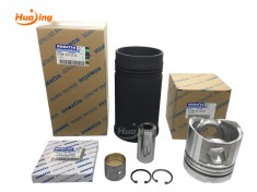 6D105 Cylinder Liner Kit for PC200-3
