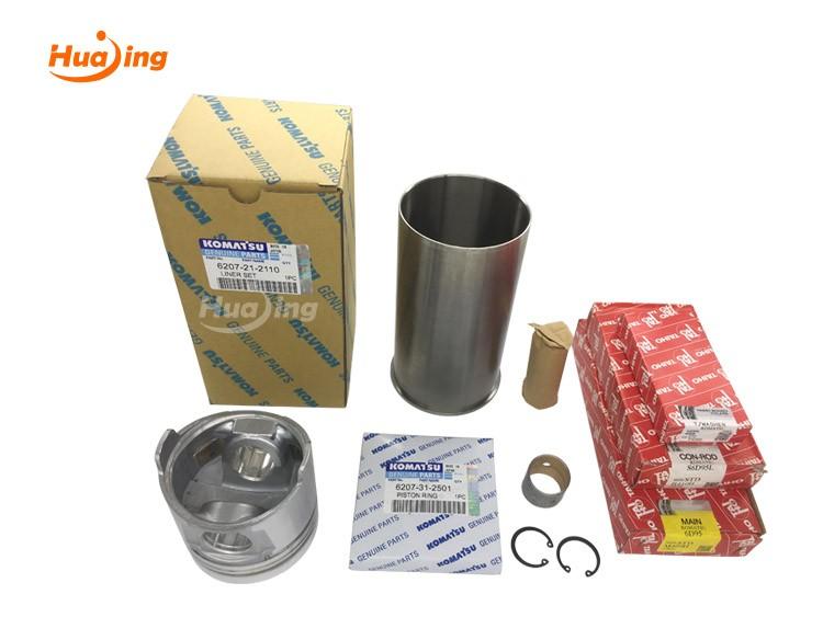 6D95 Cylinder Liner Kit