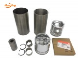 6D102 Engine Cylinder Liner Kit