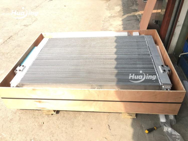 CAT374D Hydraulic Oil Cooler