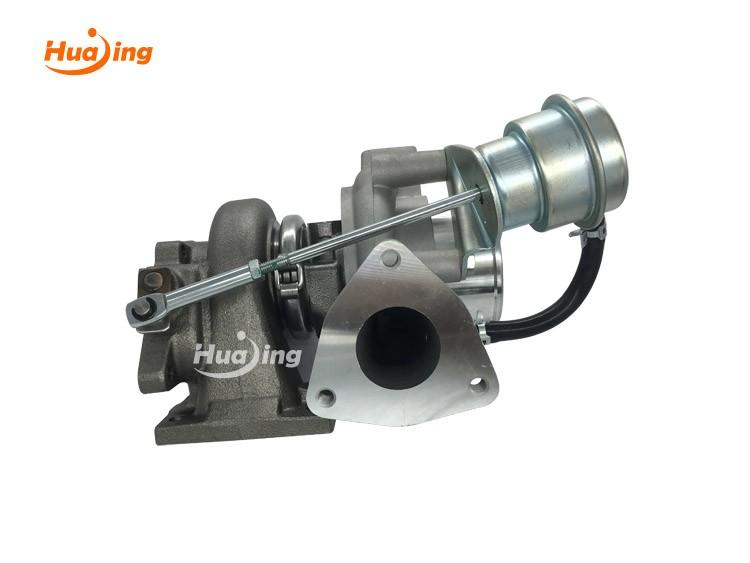 Turbocharger 49377-01611