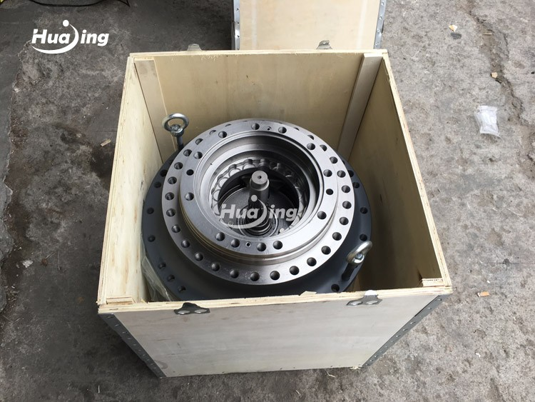 Travel reduction gearbox For DH225-9