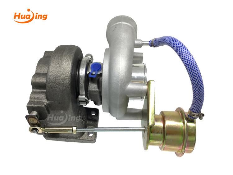 Turbocharger Maintenance Precautons