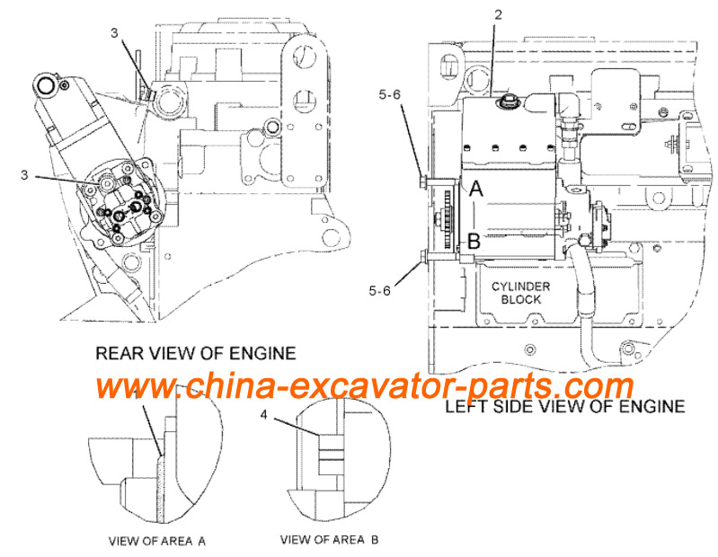 319-0677 Fuel Injection Pump